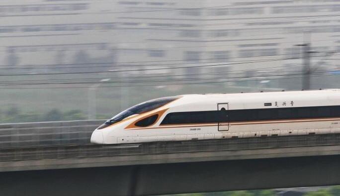 """全国铁路今迎大调图 """"复兴号""""正式提速"""