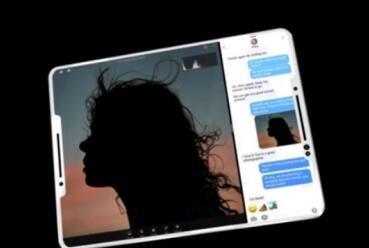 苹果新iPad曝光 或采用全面屏和屏下指纹识别