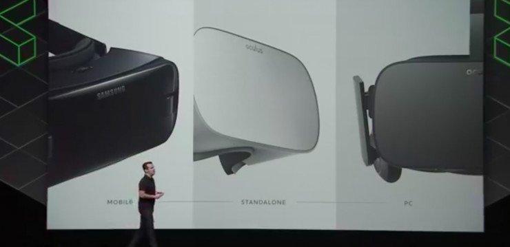 两款一体机、加入直播的社交VR Oculus Connect 4 的所有看点都在这儿了