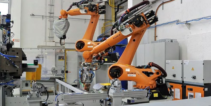 中国工业机器人制造业追赶之路 四股聚焦