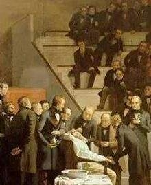 科技史上的今天(10月16日)世界上最早的麻醉手术进行