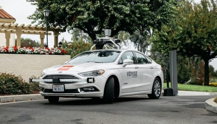 Voyage无人驾驶汽车计划寻找下一个服务测试点