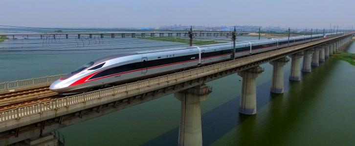 复兴号 动车组公开招标 高铁发展态势持续