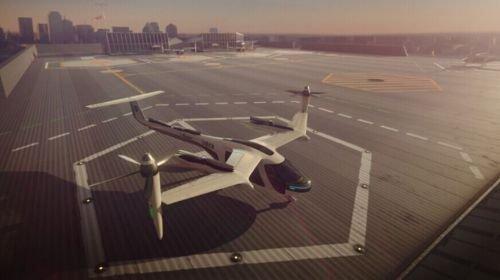 Uber与NASA合作打造飞行出租车 有望于2020年开始测试