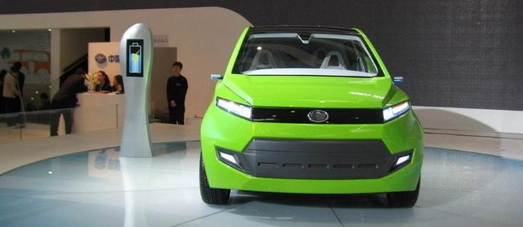 新能源汽车政策利好频出 低估值股受机构青睐