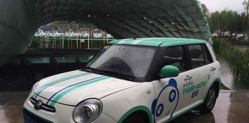 百度与盼达用车发布无人驾驶汽车 拟明年落地试运营