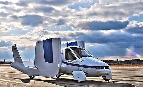 吉利收购全球首家飞行汽车公司 未来将在华量产