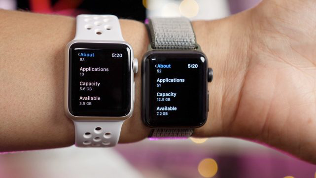 Apple Watch 3 or ASU Watch?谁能搅动智能穿戴的一池春水
