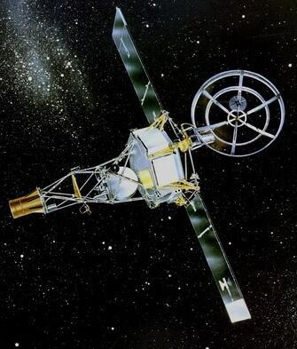 科技史上的今天(12月14日)人造航天器首次飞越行星