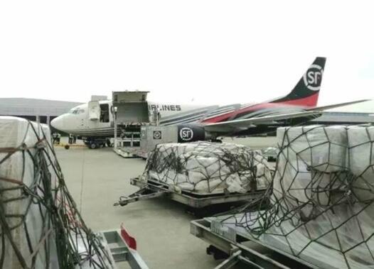 顺丰出资建设亚洲首个专业货运机场 注册地为湖北省鄂州市