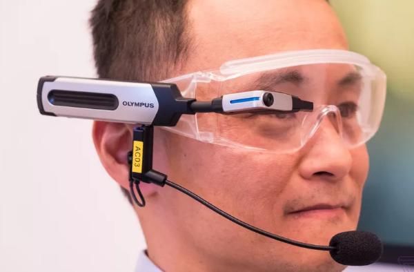 智能眼镜风继续吹?奥林巴斯推出开源智能眼镜
