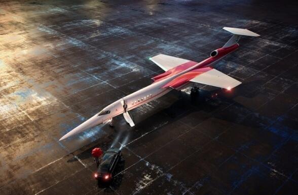 洛克希德-马丁联手Aerion打造首架超音速商务机