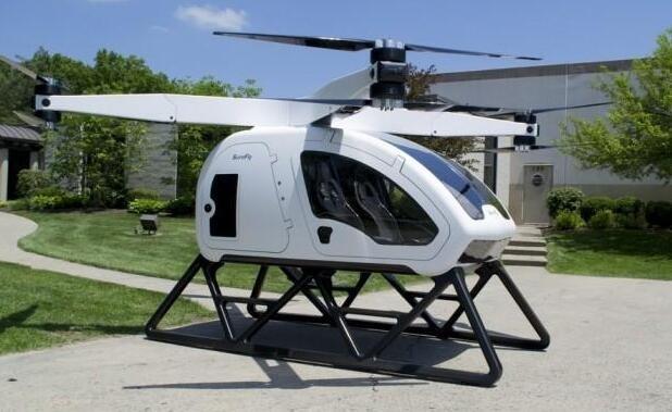 Workhorse载客无人机可在CES上进行首次试飞