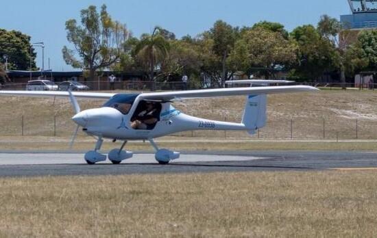 锂电飞机Alpha Electro首次在澳大利亚试飞