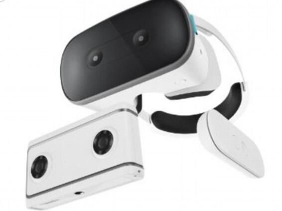 CES2018:谷歌与联想联合发布头戴式VR设备