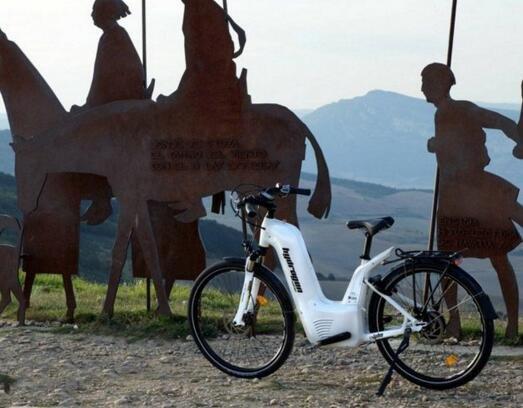 法国创业公司推氢自行车 一辆要人民币5.94万元