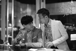 《恋爱先生》幕后访谈 称靳东可爱