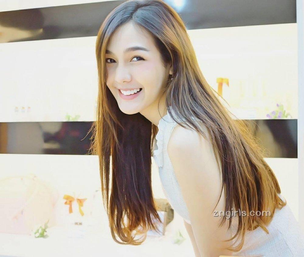 泰国美女清纯私房写真