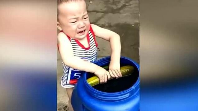 这个年龄的孩子,智商真是太可爱了。