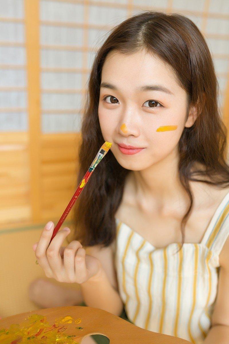韩国小可爱娇美可人私房情趣性感照