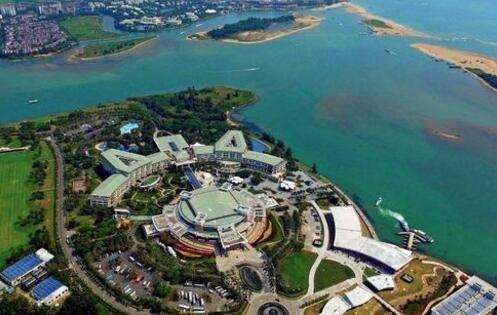 海南自贸区 中国最大的经济特区 唯一的省域国际旅游岛