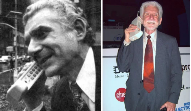 45年手机发展简史
