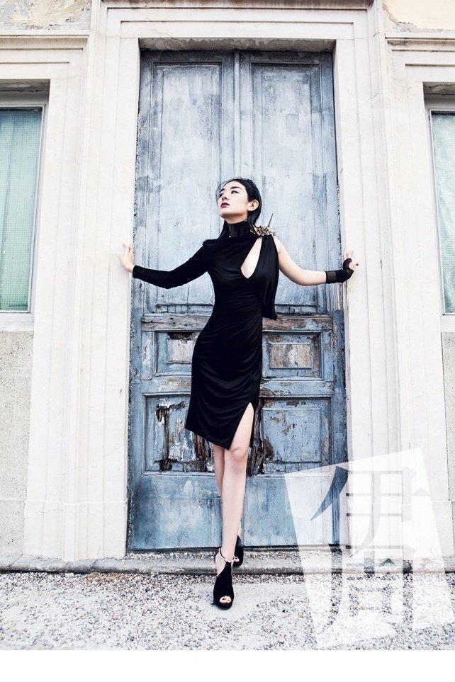 美女明星黄奕唯美迷人写真