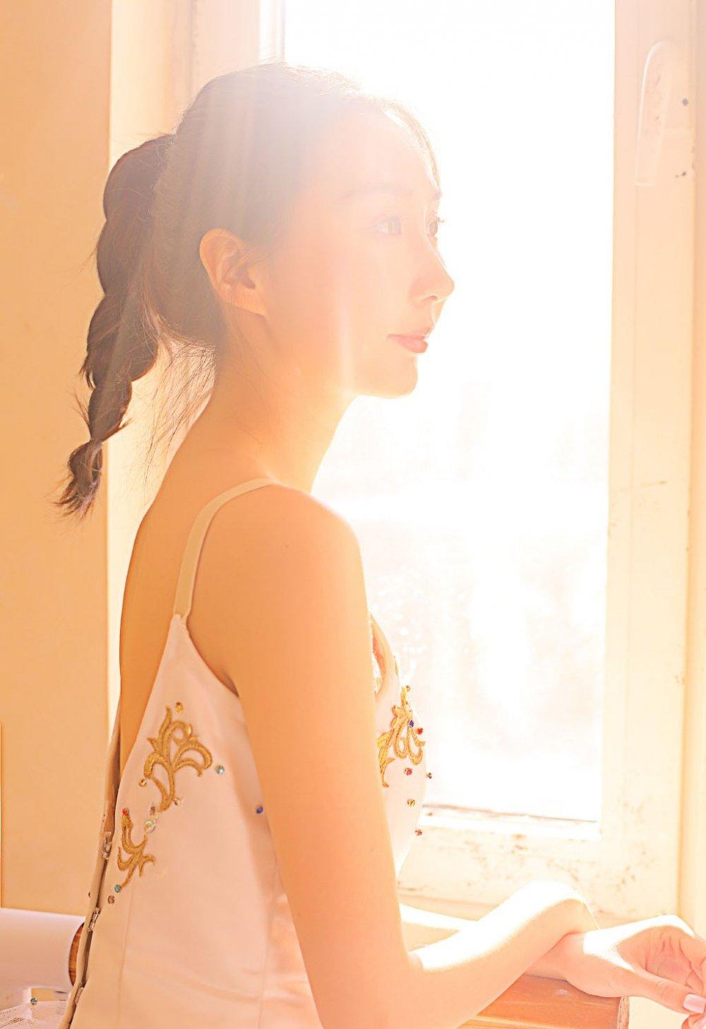 可爱少女居家小清新纯真甜美写真