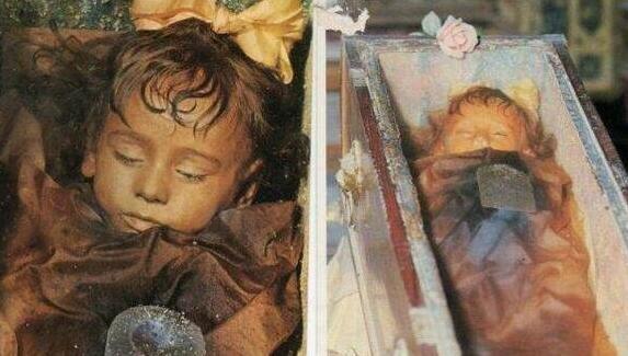 印加儿童木乃伊,古印加帝国竟将儿童当成祭品(活埋)