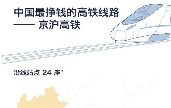 京沪高铁准备上市 每张票盈利79元