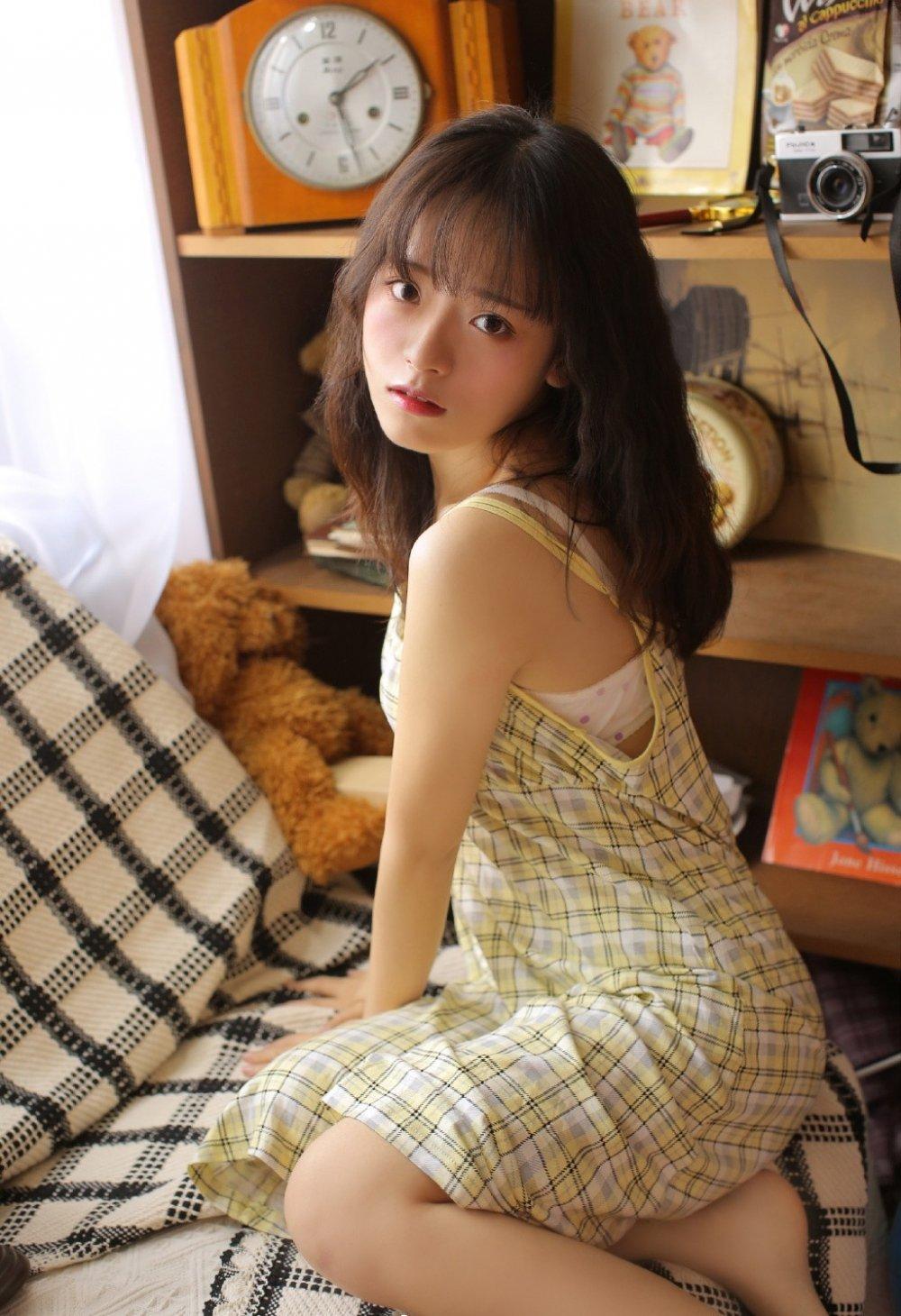 小清新美女萝莉少女写真