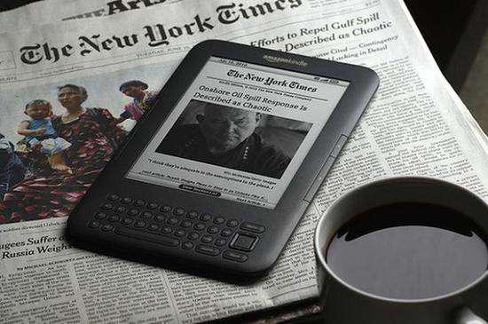 墨水屏的未来  Kindle越卖越好