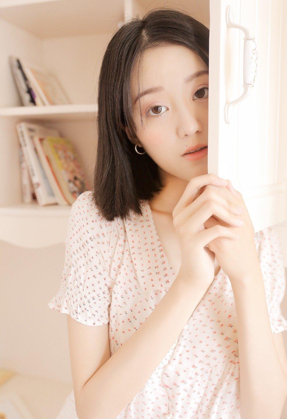 邻家清纯少女写真
