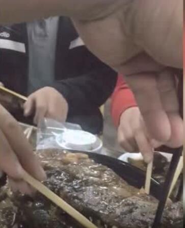 中国人真是什么都敢吃