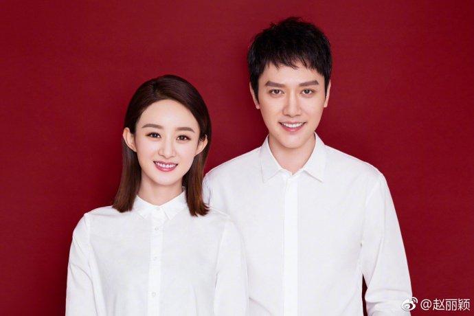赵丽颖冯绍峰官宣结婚领证,隐藏这么久终于实锤了