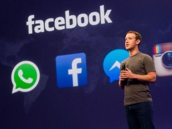 Facebook周四领涨美国科技股板块:收盘涨1.3%
