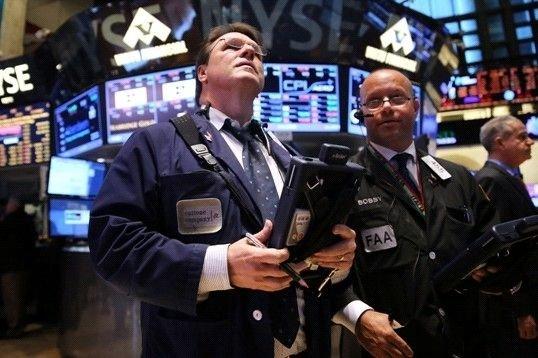 美股10月遭遇重创 标普跌6.9%创7年来最大单月跌幅