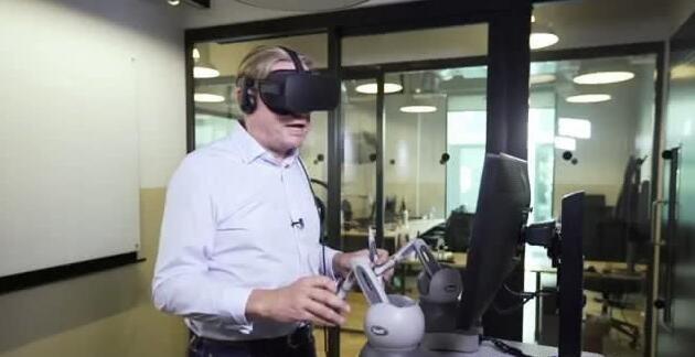 外科医生模拟器VR被称最具影响力突破奖