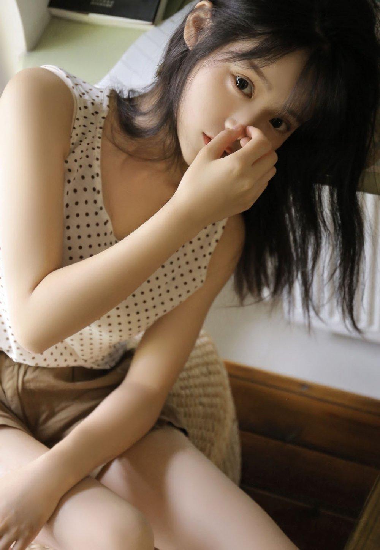 初恋女神清纯怡静写真