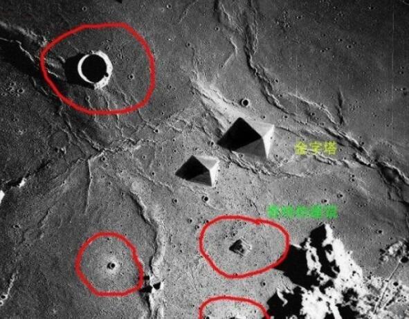 玛雅庙宇竟发现一张月球背面的地图?