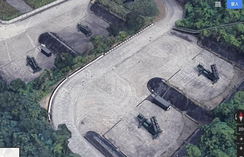 """谷歌""""3D城市地图""""一上线,台""""爱国者导弹基地""""被曝光"""