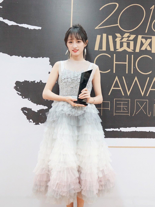 SNH48黄婷婷甜美仙气写真图片