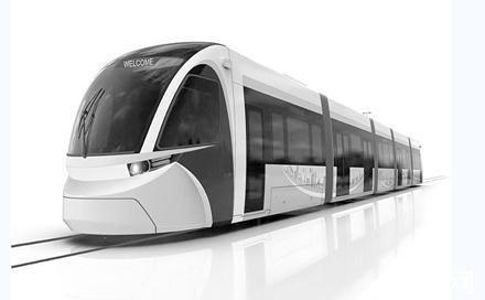 五模块储能式现代有轨电车:海豚列车首获2019年德国IF设计奖