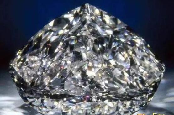 全世界最大的钻石,非洲之星裸钻重量达为540克