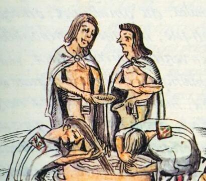 """古罗马人的""""恶心""""程度超乎你想象:用尿刷牙、跟人共享擦屎棍"""