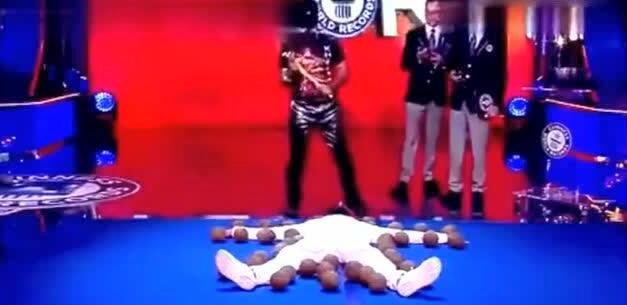 最凶猛吉尼斯世界纪录保持者 没人敢来破