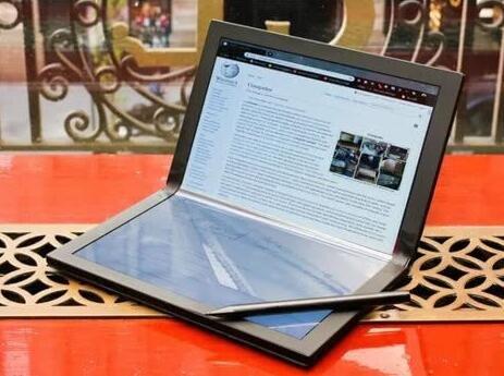 ThinkPad可折叠电脑权威评测:小巧便携 用法更多