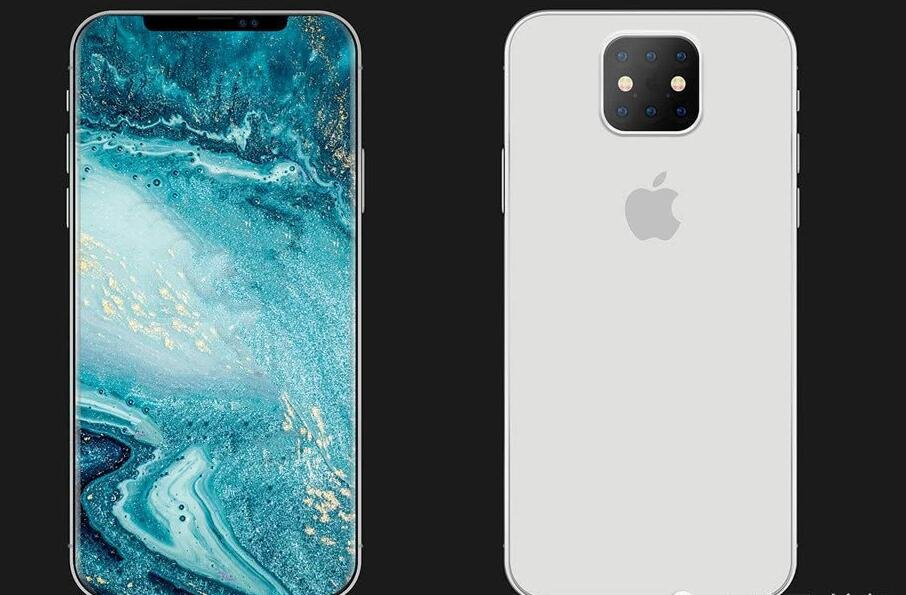 iPhone12概念图:可拆卸浴霸镜头 与想象中完全不一样