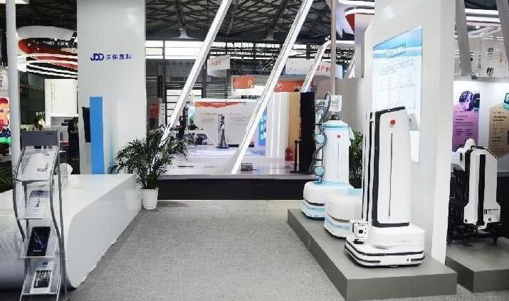 京东数科发布三款机器人新品可穿戴仿生手胜任特种作业