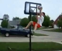 篮球打得好迷妹崇拜的早